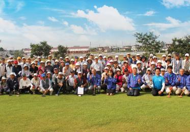 武蔵屋杯 南陽グラウンドゴルフ大会