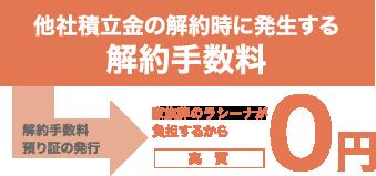 解約手数料実質0円