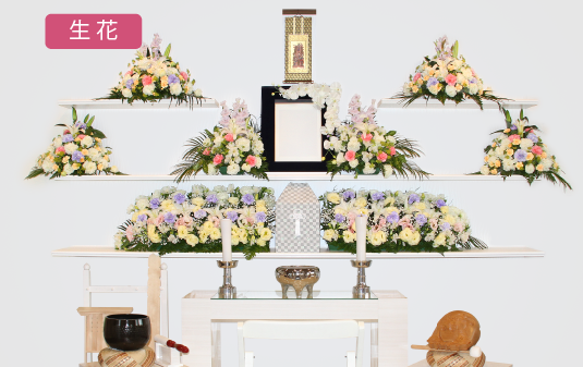 生花祭壇イメージ
